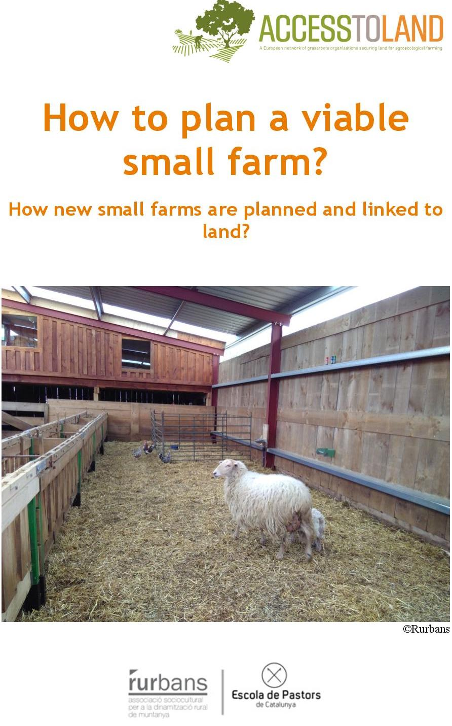 how to start a small farm